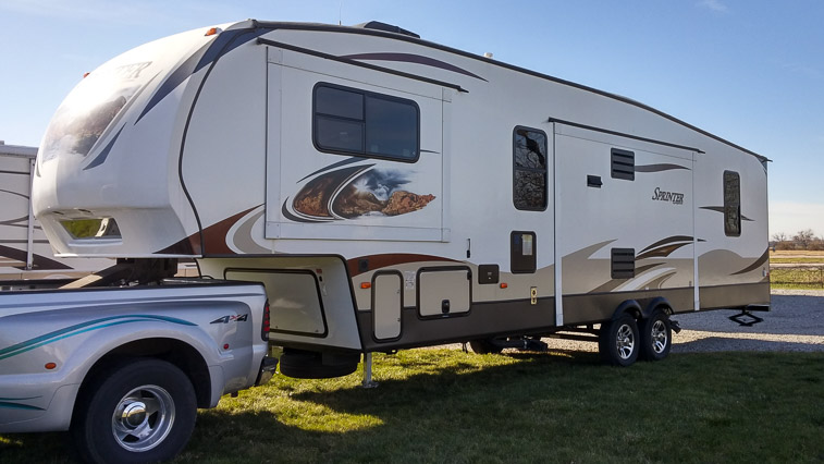 2014 Keystone Sprinter Copper Canyon ST333