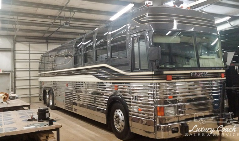 1990 Prevost from Luxury Coach