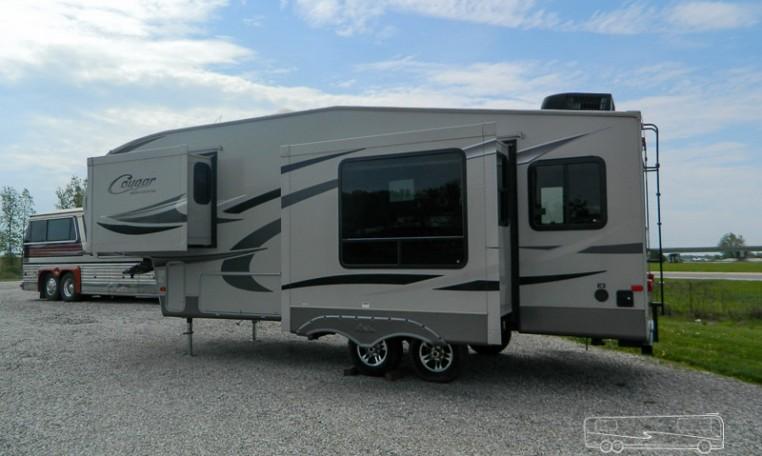 2012 Keystone Cougar High Country 246rls Luxury Coach