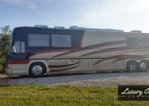 1989 MCI 102C3 Party Bus and Trailer at Luxury Coach