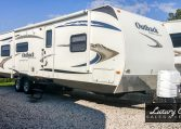 2011 Keystone Outback 295RE at Luxury Coach