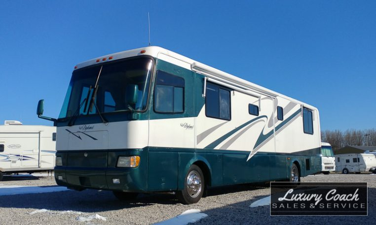 1998 Monaco Diplomat 38B from Luxury Coach