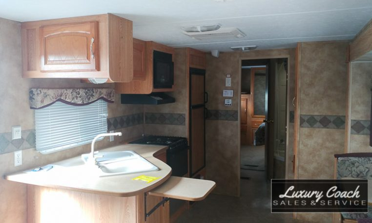 2007 Keystone Hornet from Luxury Coach