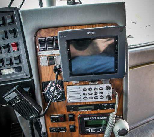 1997 MCI Custom Coach