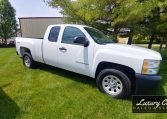2011 Chevrolet Silverado 1500 at Luxury Coach