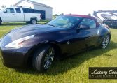 2012 Nissan 370Z Convertible at Luxury Coach