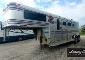 1996 Sundowner Sunlite Horse Trailer at Luxury Coach