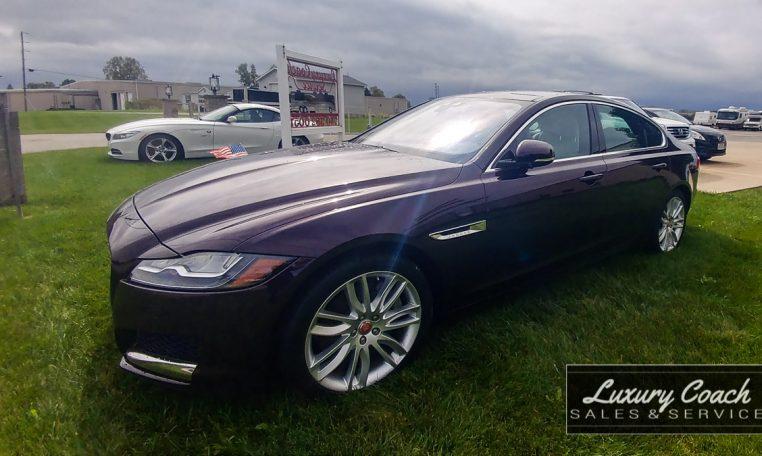 2016 Jaguar Prestige XF 35T at Luxury Coach
