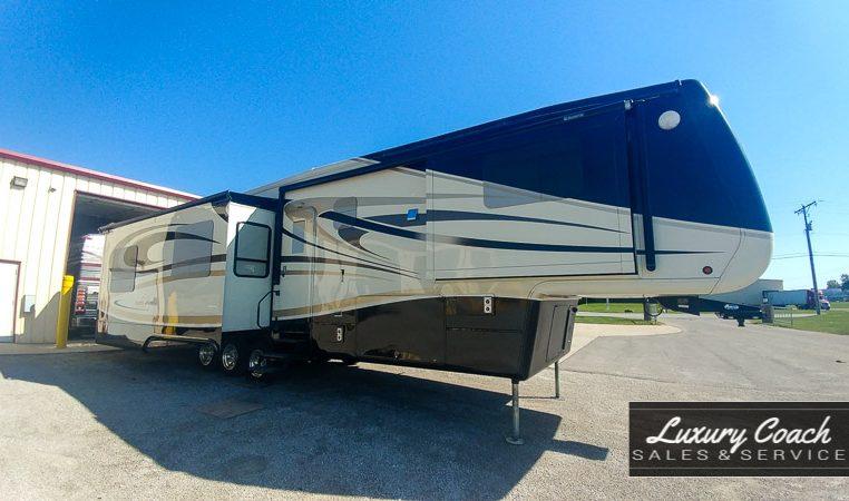 Sold 2010 Drv Elite Suites M 43 Denver
