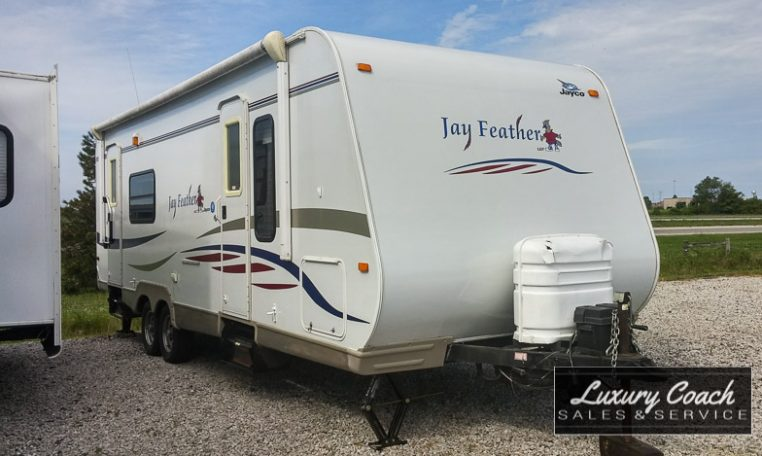 For Sale 2008 Jayco Jay Feather Lgt 25f 9 995