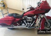 2010 Harley Davidson Road Glide CVO Screamin Eagle at Luxury Coach