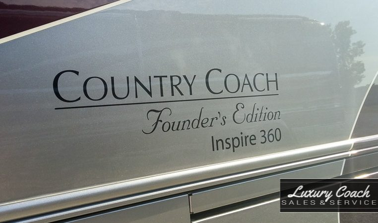 2008 Country Coach Inspire at Luxury Coach
