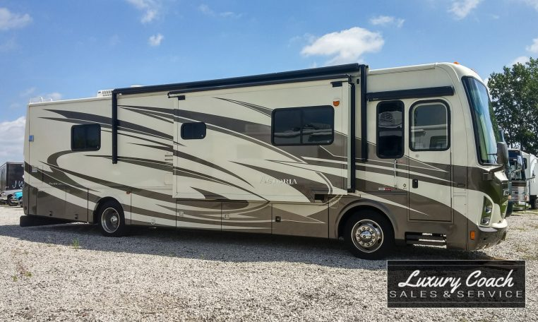 2009 Damon Astoria 3772 from Luxury Coach