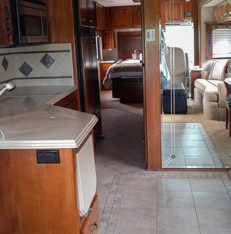 2007 Monaco Dynasty from Luxury Coach
