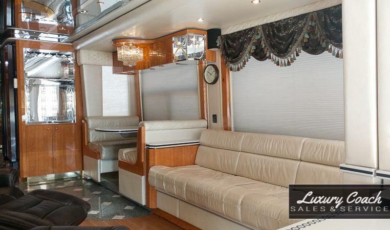 2002 Prevost H3-45 at Luxury Coach