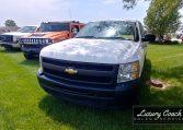 2011 Chevrolet Silverado 1500 at Luxury Coach