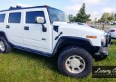 2003 Hummer H2 at Luxury Coach