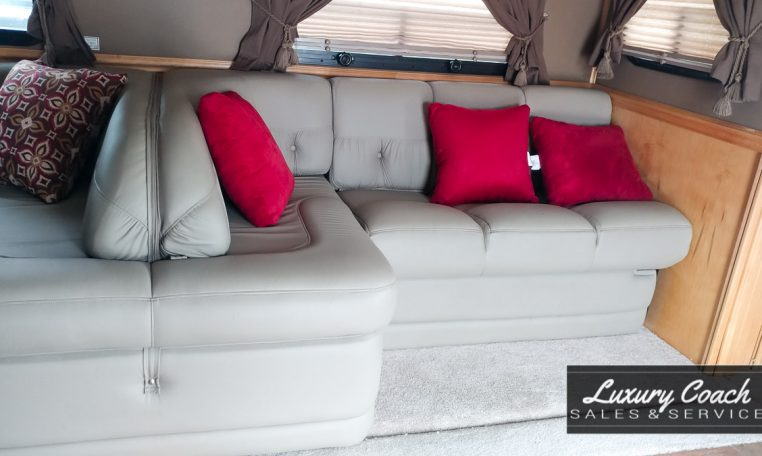 2008 Volvo Hallmark VNL at Luxury Coach