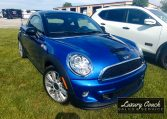 2012 Mini Cooper S at Luxury Coach