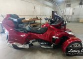2015 Can-Am Spyder RT at Luxury Coach