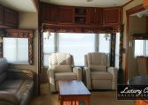 2009 Holiday Rambler M-37SKQ at Luxury Coach