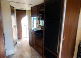 2015 Skyline Layton 278RC Refrigerator
