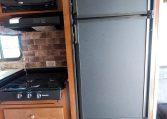 2015 Skyline Layton 278RC Refrigerator Closeup