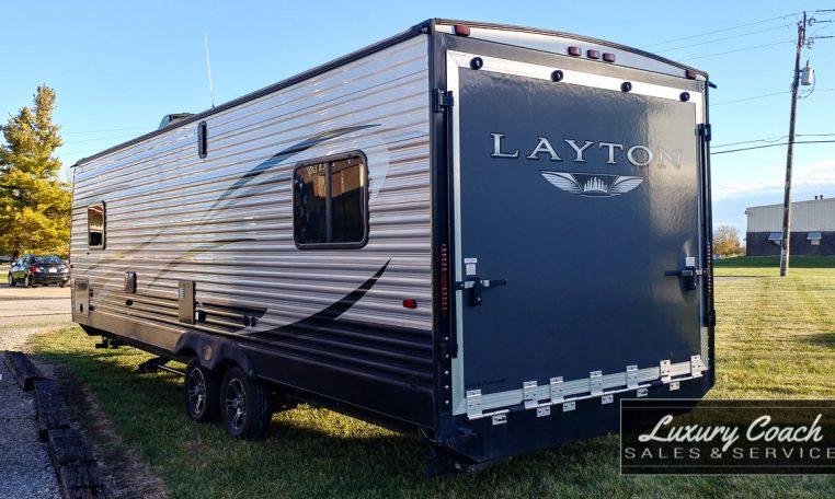 2015 Skyline Layton 278RC Exterior