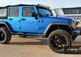 2015 Jeep Wrangler Unlimited Sport - 1