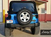 2015 Jeep Wrangler Unlimited Sport - 3