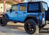 2015 Jeep Wrangler Unlimited Sport - 4