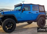 2015 Jeep Wrangler Unlimited Sport - 5