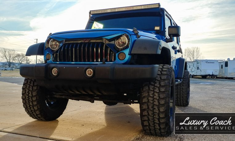 2015 Jeep Wrangler Unlimited Sport - 6