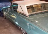 1966 Ford Thunderbird 360 at Luxury Coach