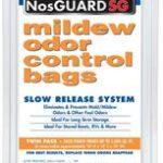 NosGUARDSG RV Mildew Odor Control Bags