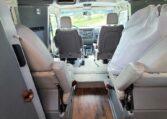 2000 Winnebago Rialta at Luxury Coach Cab and Seating